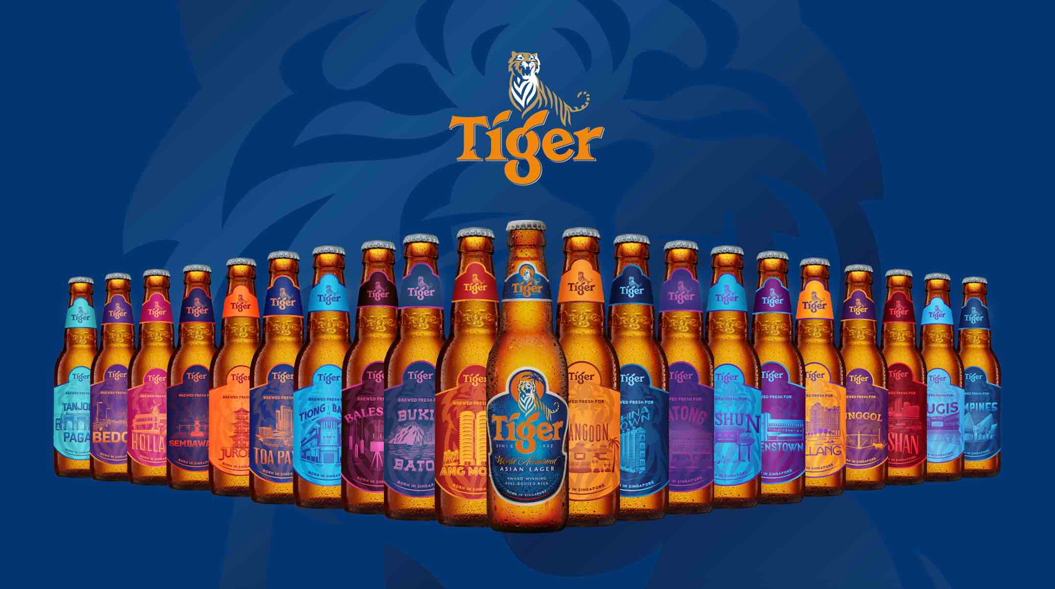 Pin On Tiger Beer Limited Edition