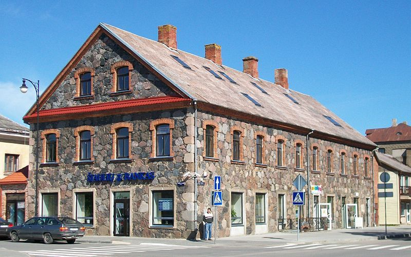 Old Building Rokiskis Lithuania Old Buildings Places To Go Places Around The World