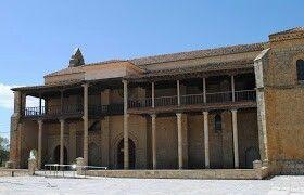 Iglesia museo de Sta. Marìa. Becerril de Campos. Palencia