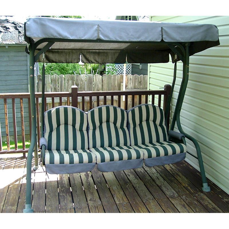 Walmart Royal Deluxe Rus4116 Replacement Swing Canopy Patio