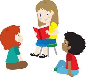 books clip art free | ... Clipart Image - Kids, Boys and Girls ...
