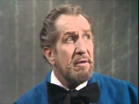 Vincent Price interview - David Frost 1970 - YouTube
