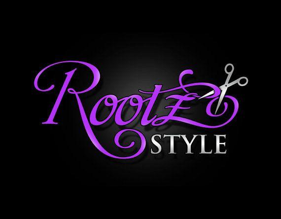 hair salon logo premade logo business logo custom logo design beauty salon logo hair stylist logo graphic logo design