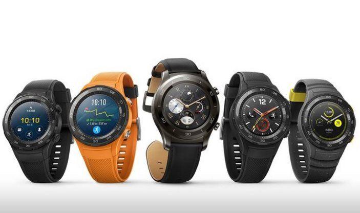 #Gadgets #Huawei Huawei Watch 2, un nuevo reloj inteligente con una enorme batería