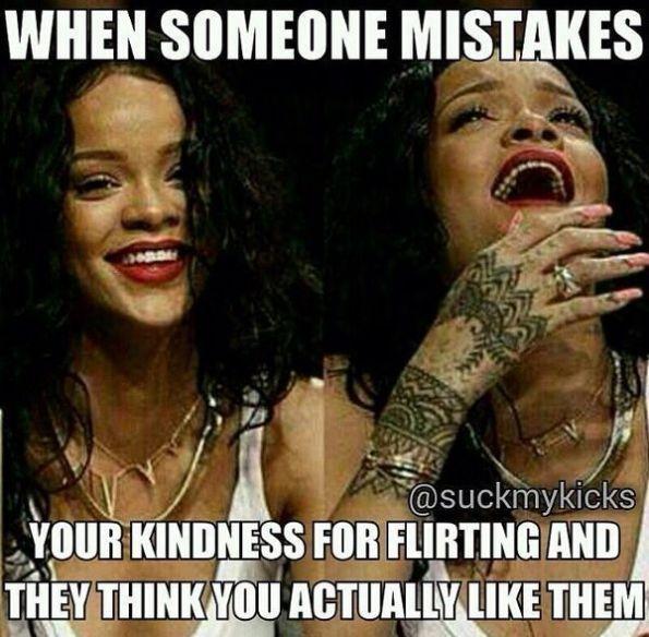 Meme flirt Cute flirty