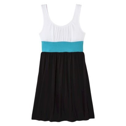 Mossimo Supply Co. Junior's Colorblock Dress - Assorted Colors