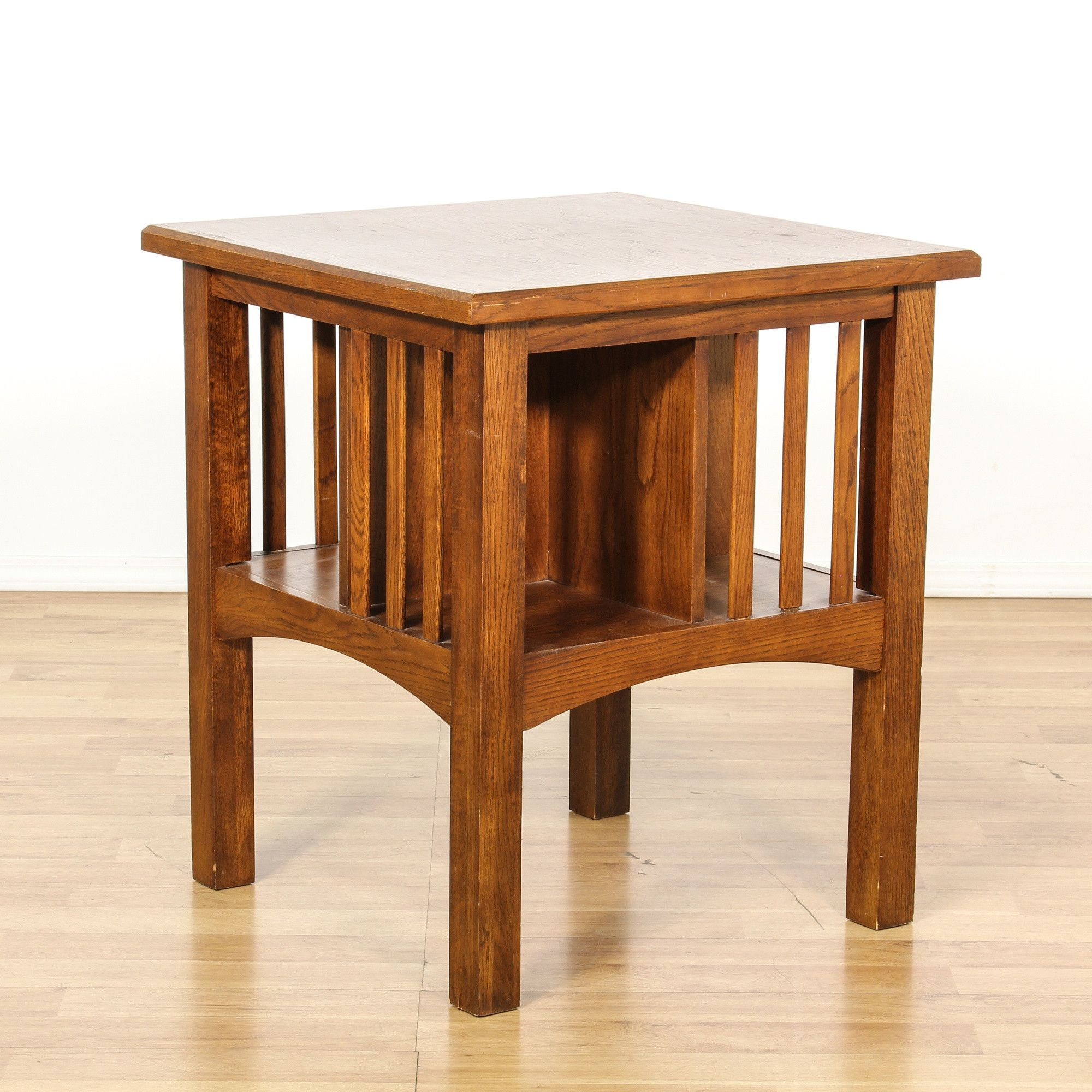 8 Mission Style End Tables Balloondir In 2020 Mission Style End Tables End Tables Oak End Tables