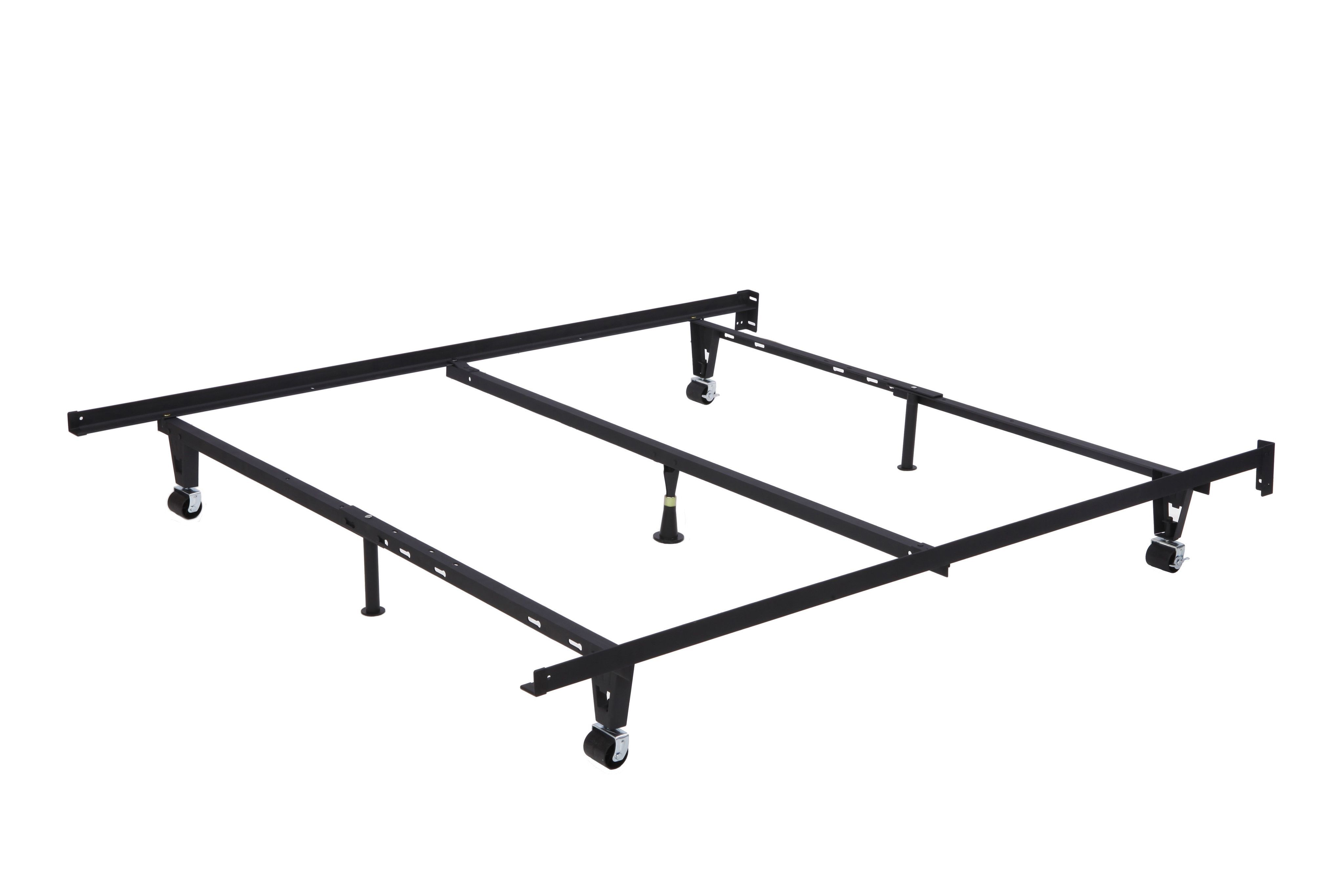 Jason Adjustable Metal Bed Frame Queen Full Full Xl Twin Twin