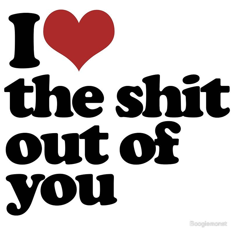 I love the shit out of you   Valentines Day feel the love   Pinterest
