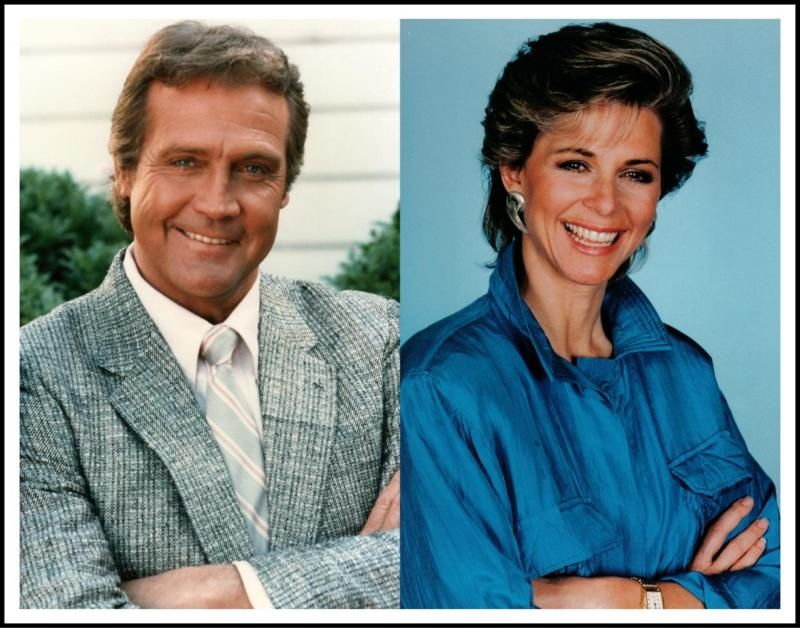 The Return Of The Six Million Dollar Man And The Bionic Woman 1987 Nbc Tv