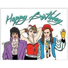 Pop 80s birthday madonna boy george prince pop culture cards pop 80s birthday madonna boy george prince bookmarktalkfo Image collections