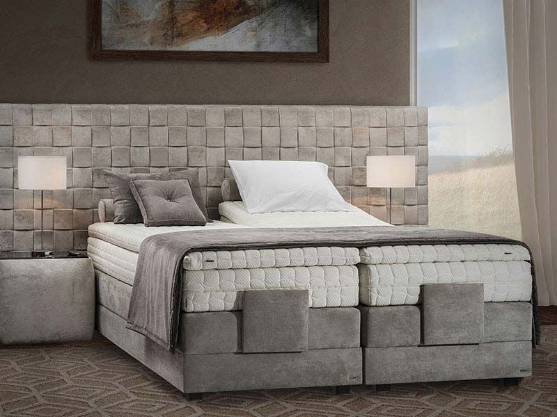 Headboard Majestic Bedding Inspiration Adjustable Beds Bed