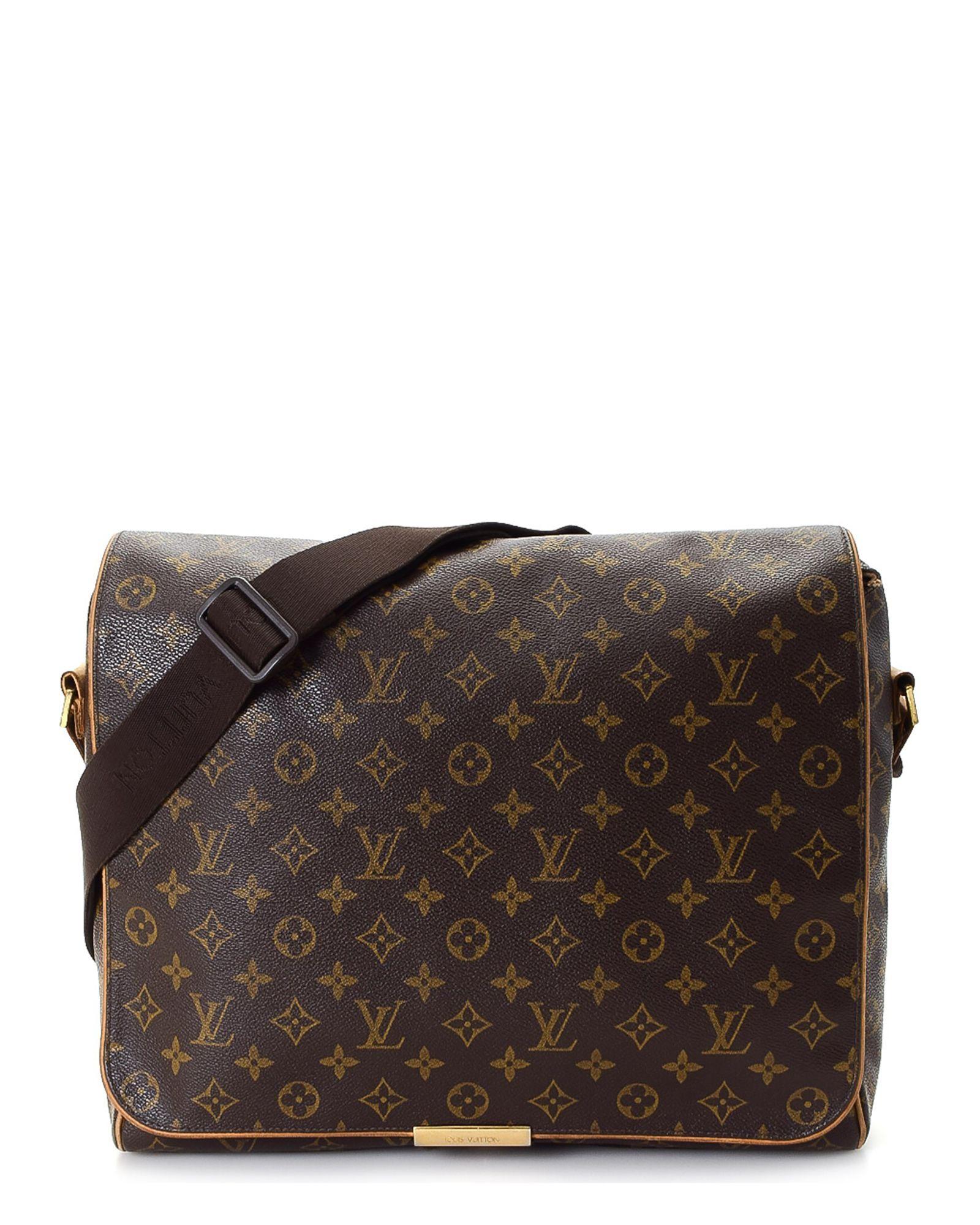 Louis Vuitton Monogram Abbesses Messanger Bag - Vintage  f21a427c508d3