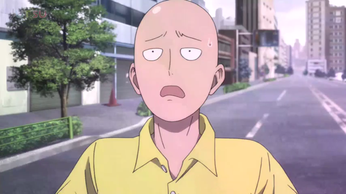 Saitama Anime, Marvel e Desenhos