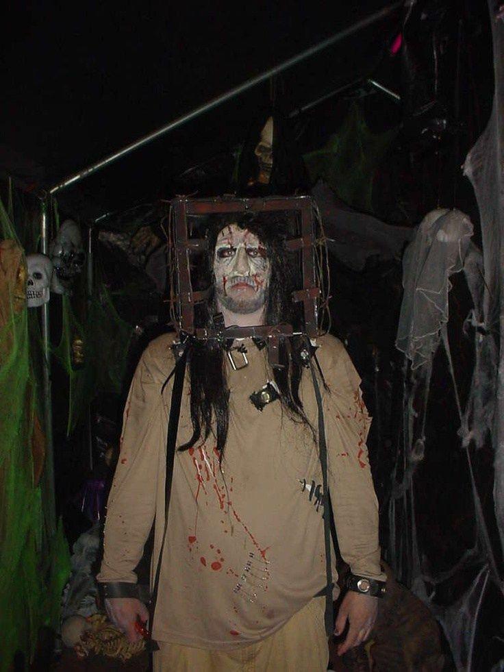 Image result for insane asylum haunted house ideas