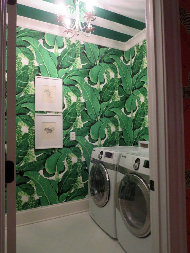 Laundry Room Reveal Laundry Room Laudry Room Ideas Rooms Reveal