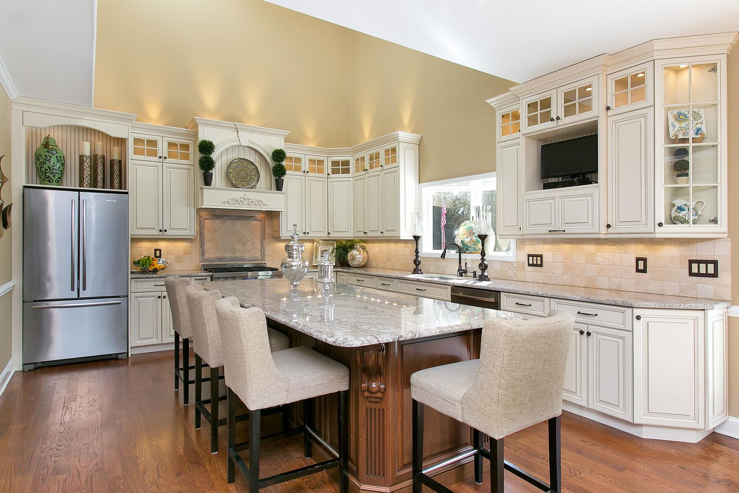 New Classic Kitchen In Freehold Classic Kitchens Classic