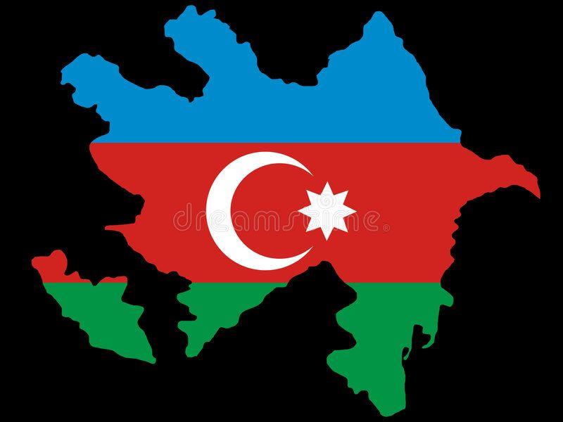 Map Of Azerbaijan And Flag Illustration Ad Azerbaijan Map Illustration Flag Ad Azerbaijan Flag Illustration Flag Art