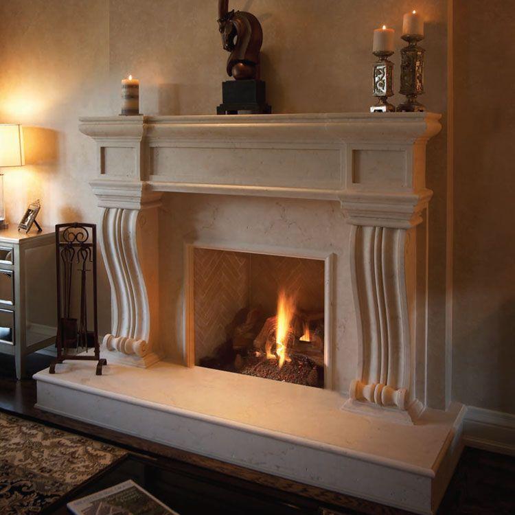 1143 536 Cast Stone Fireplace Mantel Stone Mantle Mantels