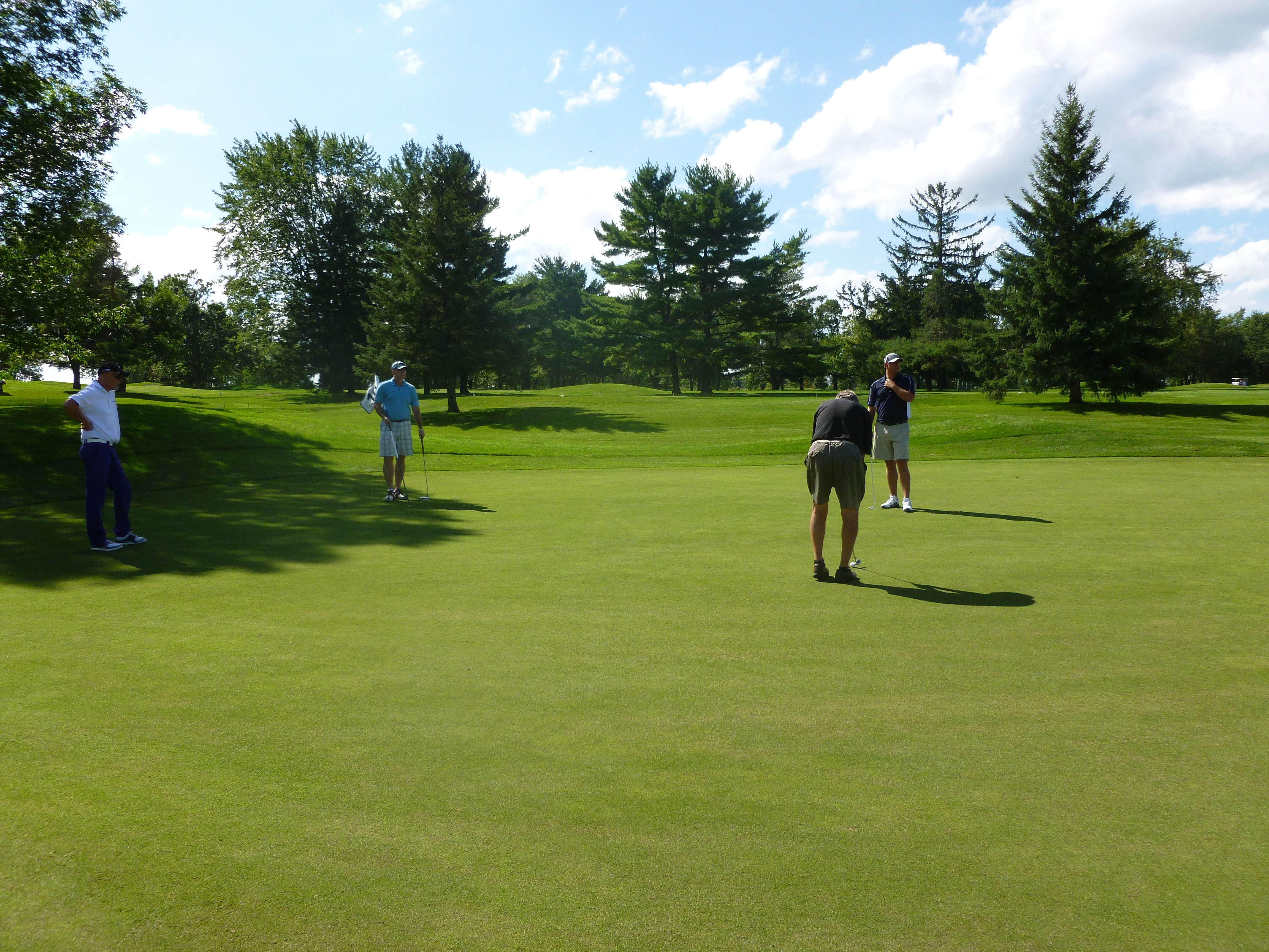 RE/MAX Hallmark's 20th Annual Golf Tourney on Aug 20th @ Meadowbrook.