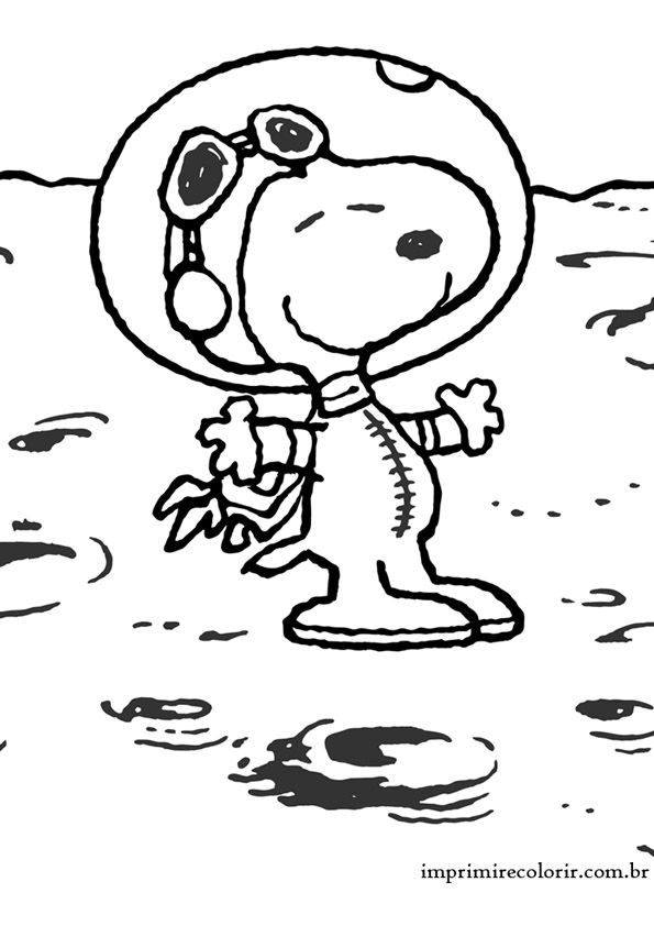 Snoopy Astronauta | design | Snoopy, Charlie brown, Peanuts gang