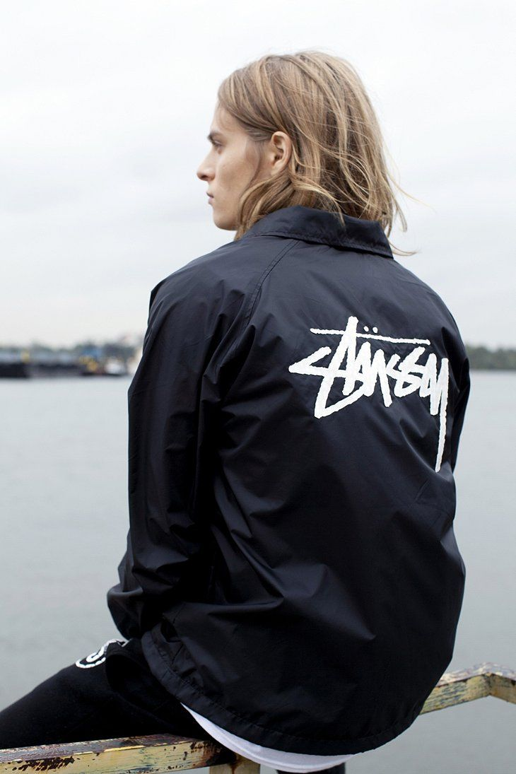 Stussy Croc Coaches Jacket