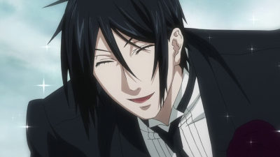 Sebastian Black Butler Face