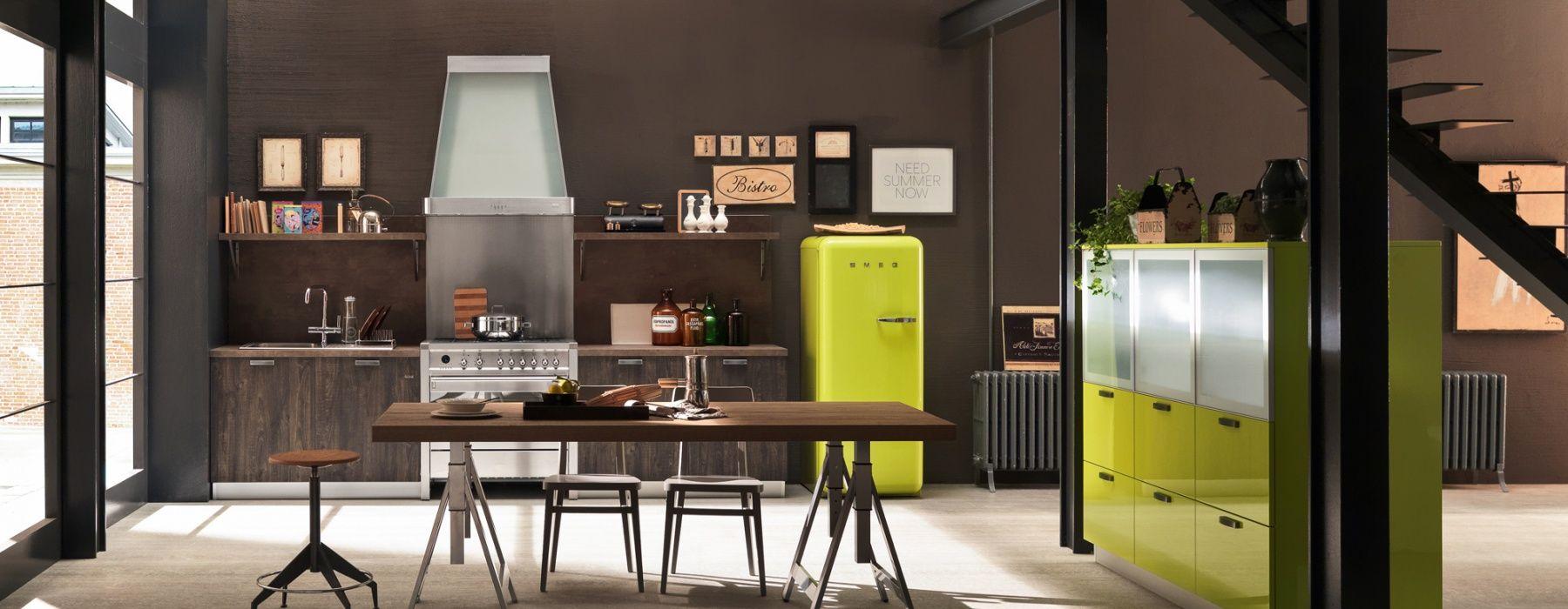 Ice & Sand Industrial Edition   Jungle dark   Modern Kitchens ...