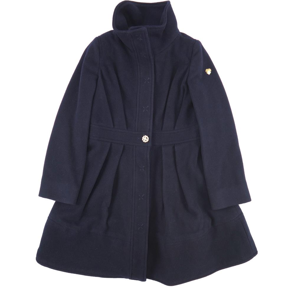 6f2614d3f Armani Girls Navy Wool Peacoat Girls Jackets   Coats Armani Junior ...