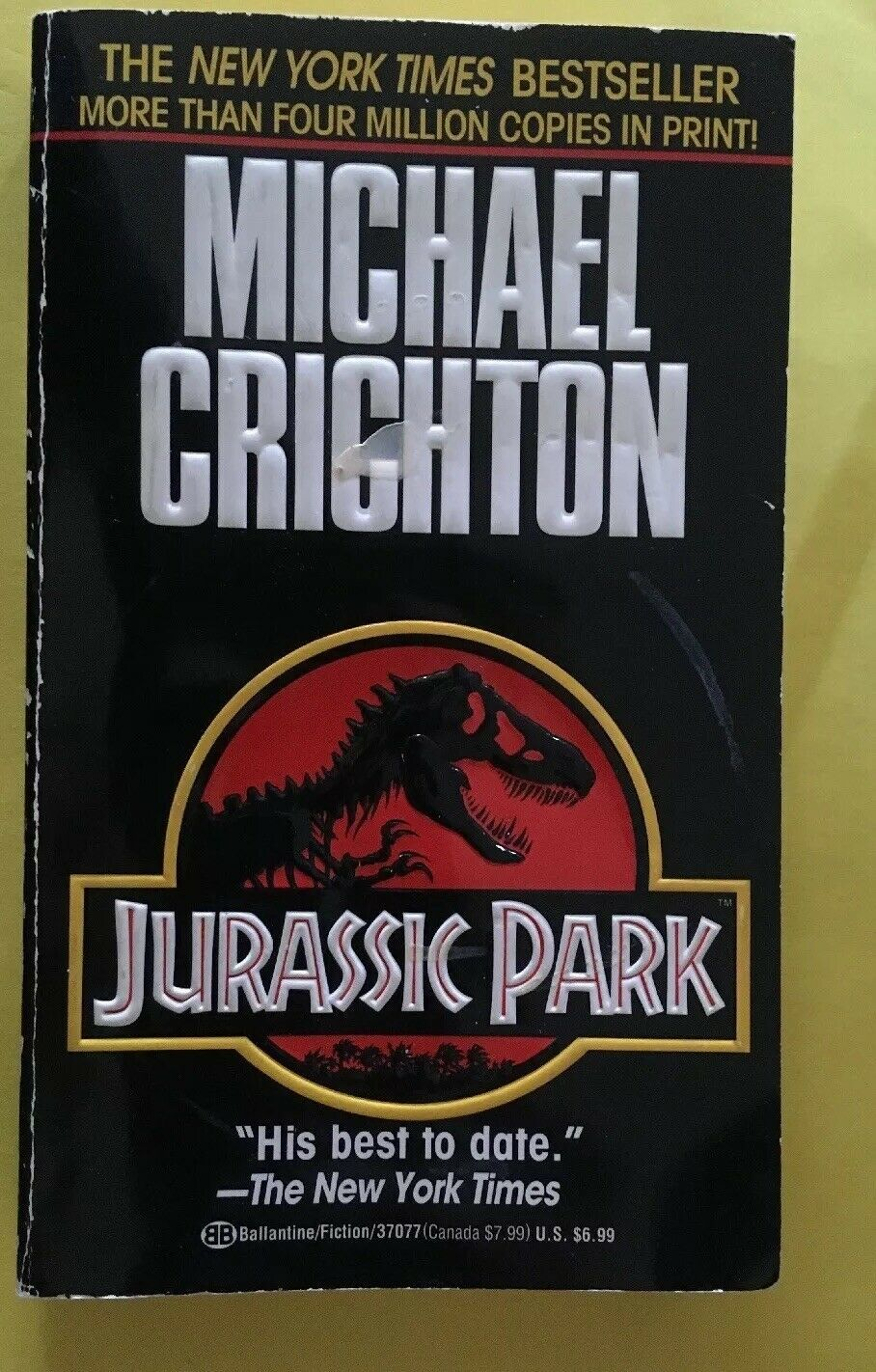 15+ Jurassic world book michael crichton info