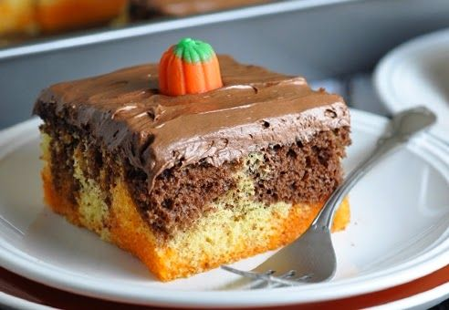 Culinária legal Bolo para o Halloween Receitinhas Pinterest - halloween baked goods ideas