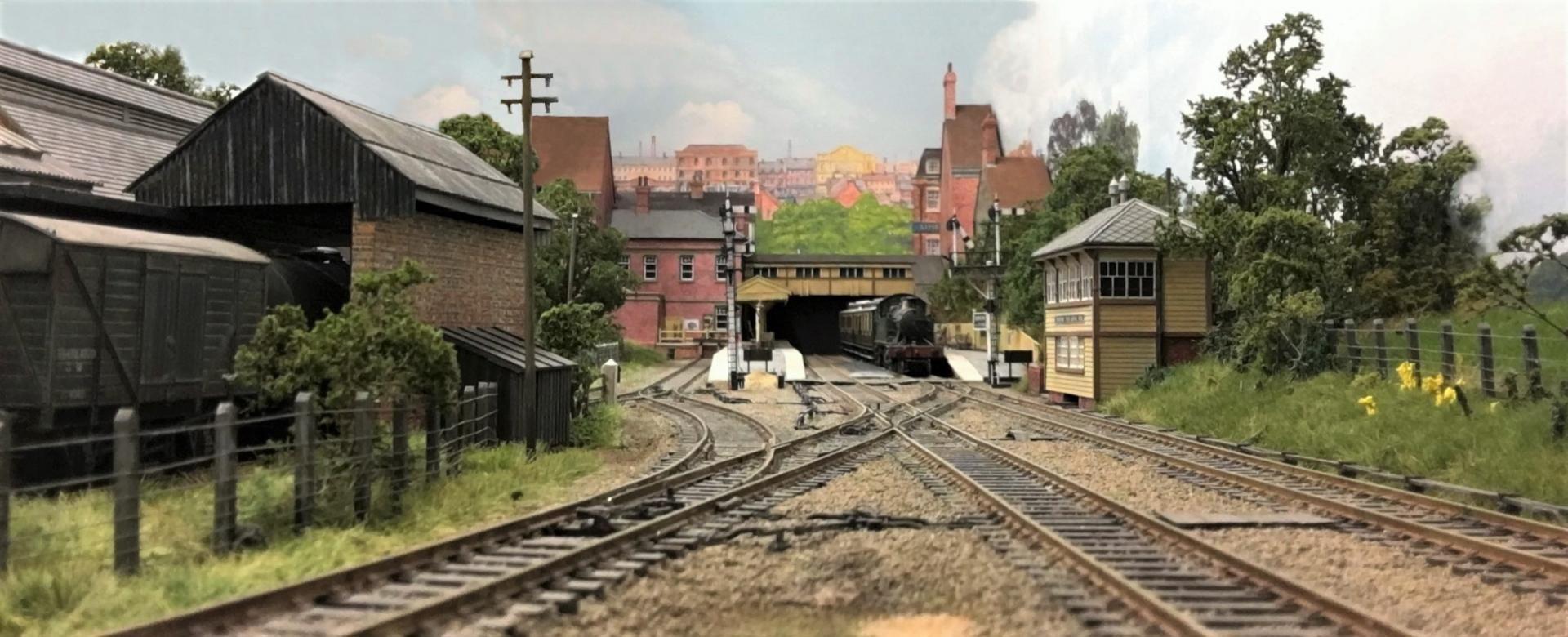 Little Muddle - Layout topics - RMweb   model train layouts