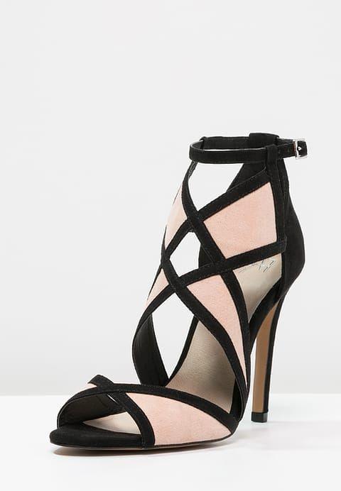 Chaussures Anna Field Sandales à talons hauts - black noir  35,00 € chez e81c936f7652