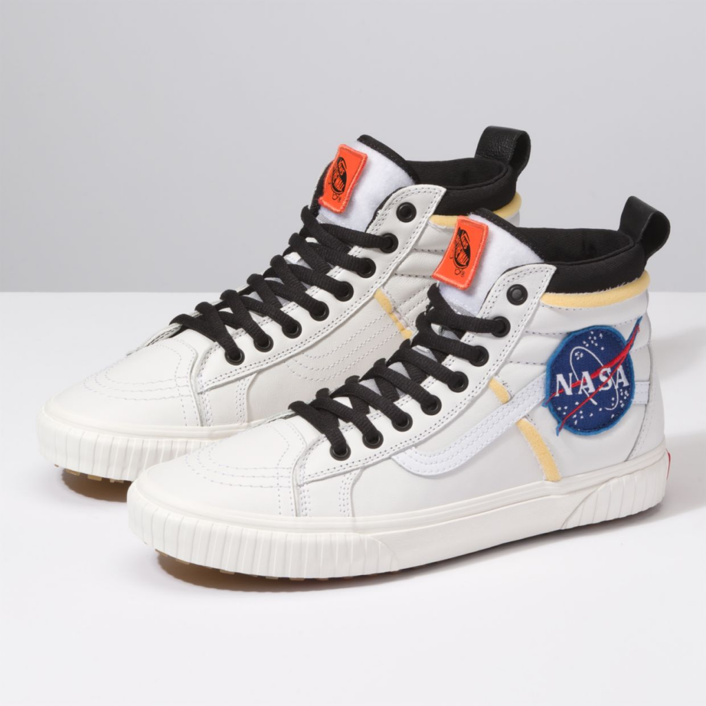 836d122fa0 Attention space fans  The Vans x Space NASA collection is stellar ...