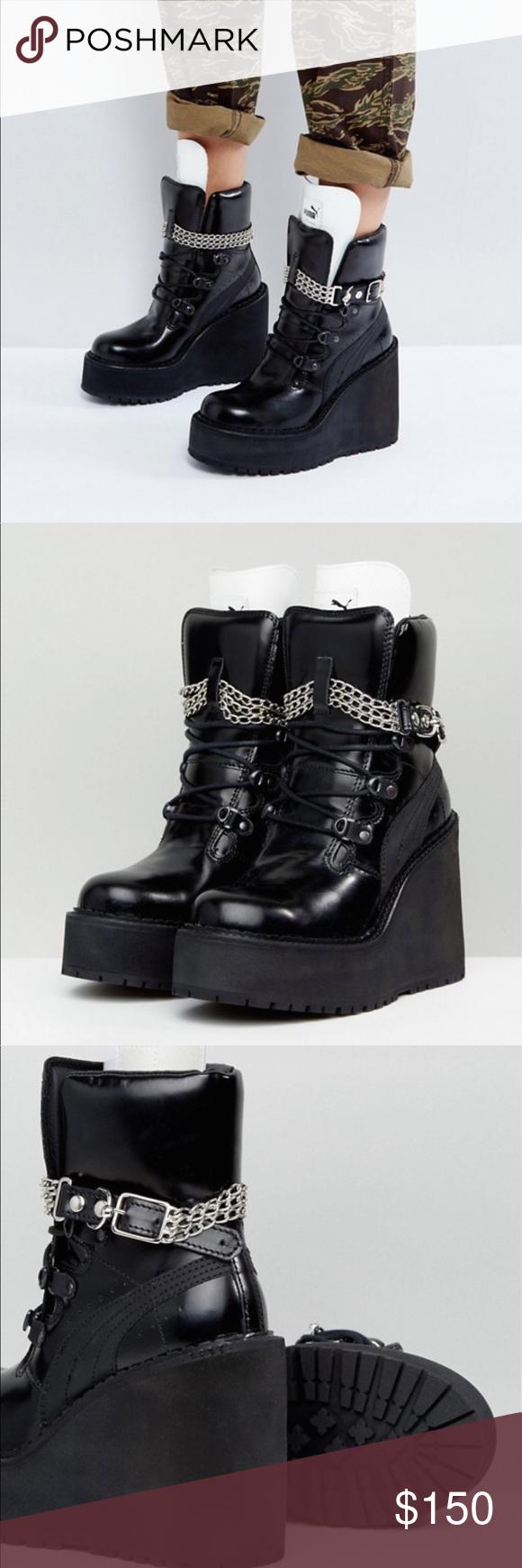 boots fenty mini