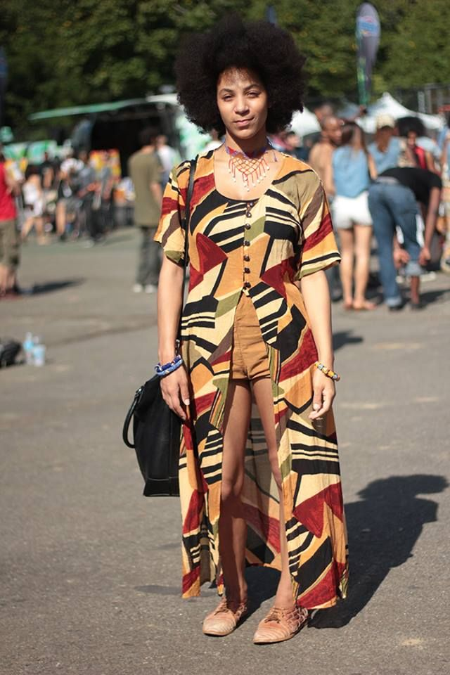 Summer Outfit Funky Fashions Afro Punk Festival Funk Gumbo Radio Http