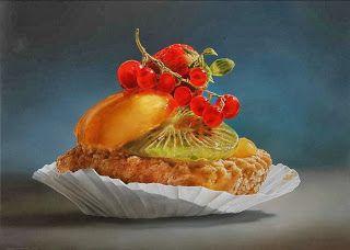 Tranh món ăn siêu thực