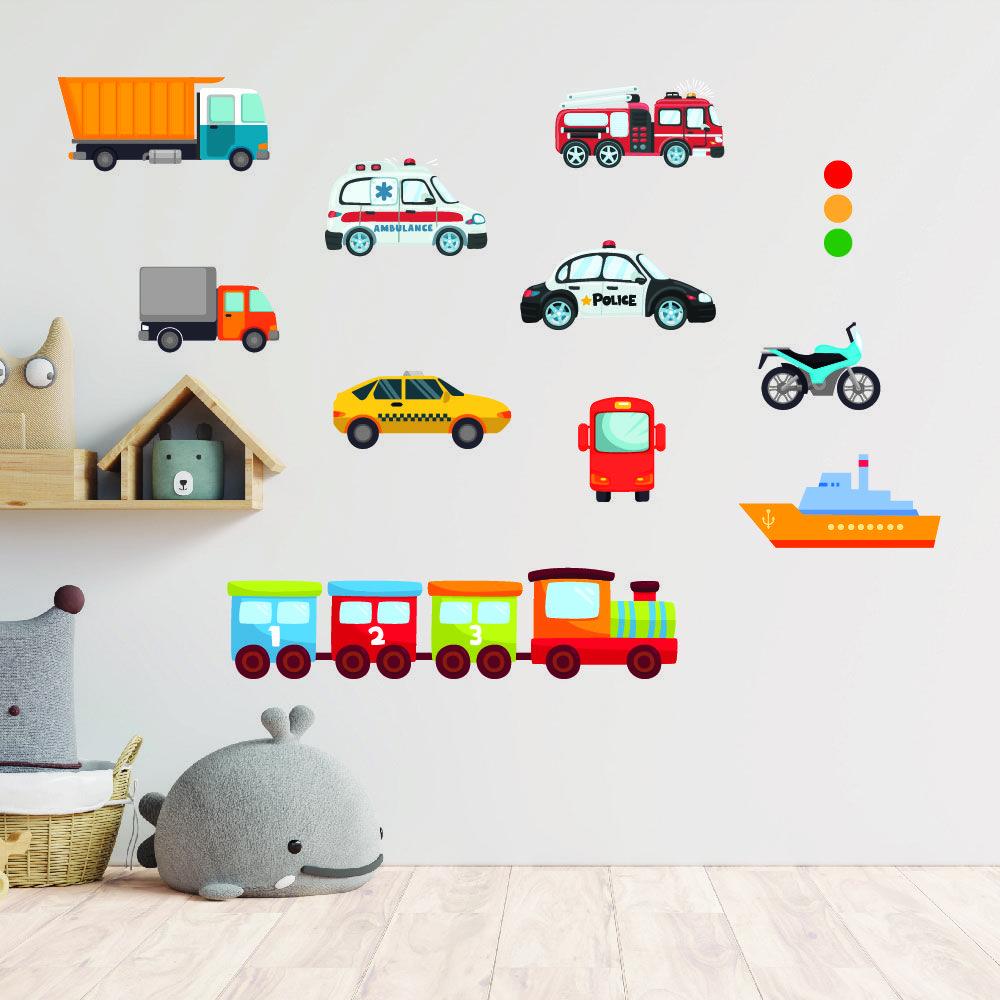 Tüm sticker çeşitleri 212shop'ta... #sticker #evdekorasyon #dekoratifev #dekoratifsticker #sticker #etiket #duvarsticker #duvarkağıdı #çocukodası #çocukodasıdekorasyonu #ambulance #polis