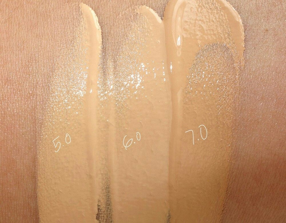 Urban Decay All Nighter Foundation 7 0 For Nc42 Skin From The