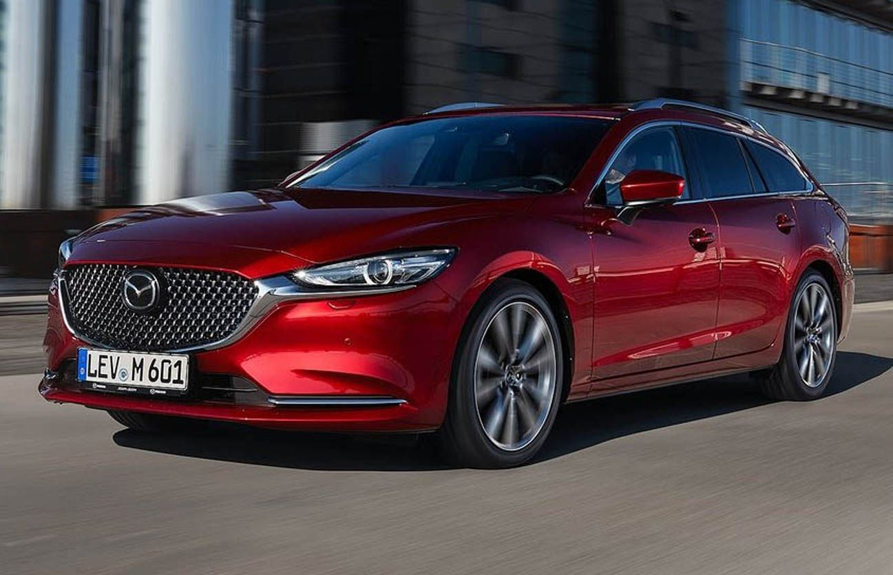 Kekurangan Mazda 6 Wagon 2019 Review