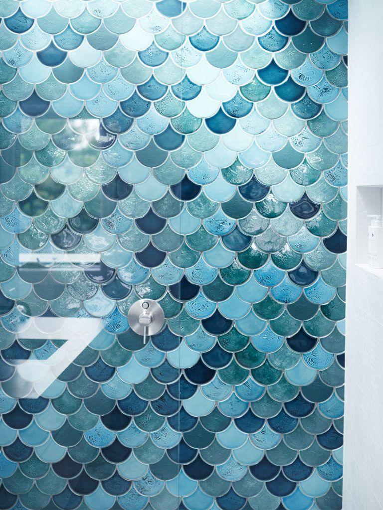 Dorf badezimmer design  bathroom feature walls u how to get the look  tiling  pinterest