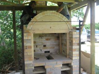 how to build a kiln