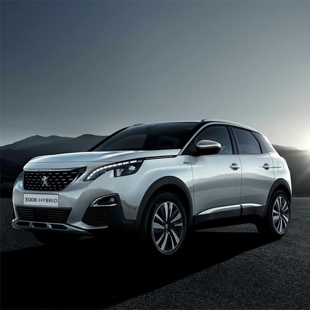 An Energising Driving Experience Discover The Peugeot 3008 Suv
