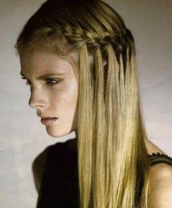 Peinados Con Cabello Suelto Para Graduacion Hair Pinterest