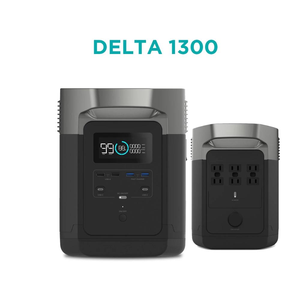 Delta 1300 River 370 Generator House Efficiency House Solar Panel Kits