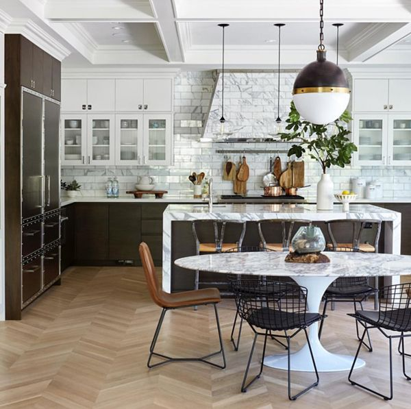 Dissecting the Details Nam Dang Mitchell Kitchens Pinterest