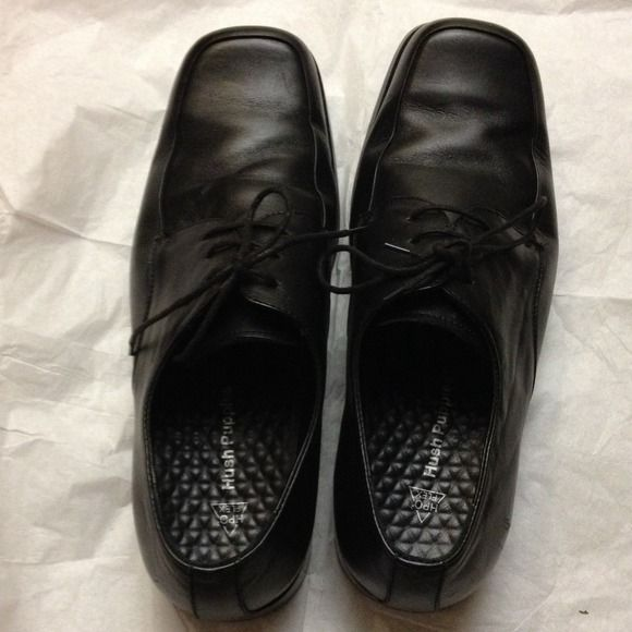 Men S Hush Puppies Comfort Work Shoes Eu Size 44 Us Size 10 Or 10 5 Please See Size Guide On Www Hushpuppies Co Nz Size Guide I Bou Mens Hush Puppies Hush Puppies Shoes