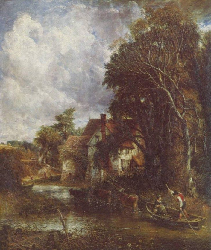 Artist John Constable John Constable Paintings Art Painting