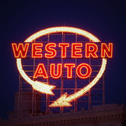 Western Auto. Kansas City, Mo. 2006. By Eyetwist, Via