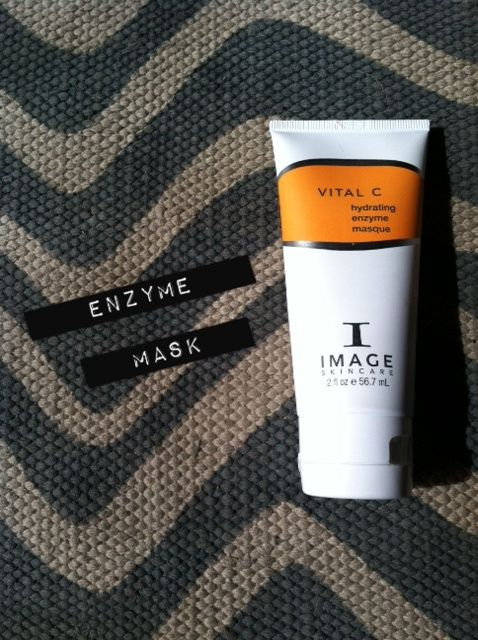 Image Skin Care Vital C Antioxidant Hydrating Enzyme Mask Great